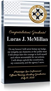Best police academy graduation gift Reviews
