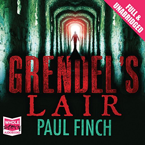 Grendel's Lair audiobook cover art