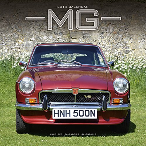 MG - MG Automobile 2019 (Wall-Kalender)