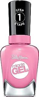 Sally Hansen Miracle Gel Nail Polish, Pink-Terest, Pack of 1