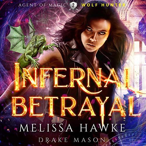 Infernal Betrayal: Wolf Hunter cover art