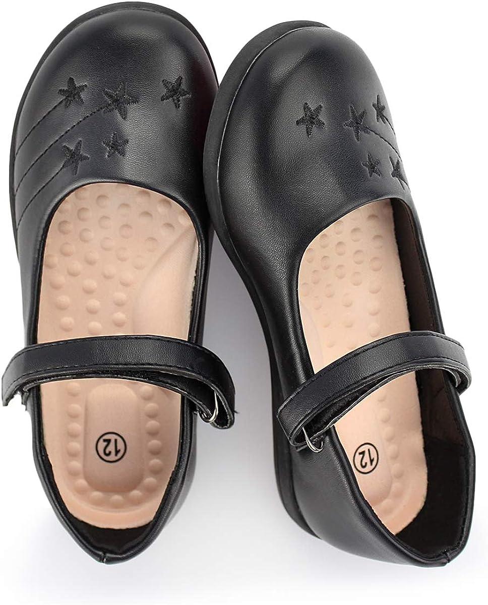 Hawkwell Girl's Soldering Strap School Uniform Dress Flat Shoe Jane Ranking TOP1 Mary