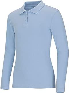 juniors long sleeve uniform shirts