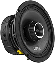 $79 » DS18 PRO-ZT69 6x9-Inch 2 Way Pro Audio Midrange Speakers with Built-in Bullet Tweeter, 4-Ohms, 550W Max, 275W RMS - Red Me...