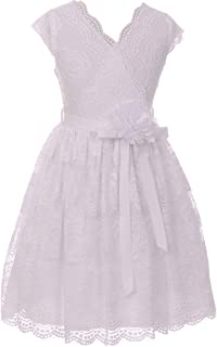Flower Girl Dress Daily Casual Dress Easter Summer Pageant 9 Colors Available