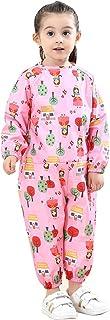 Lemonkids® Boys/Girls Kids Waterproof Raincoat All in One Suit Kids Conjoined Raincoat