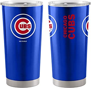 Boston Red Sox 16 ounce Travel Tumbler with Metallic Graphics