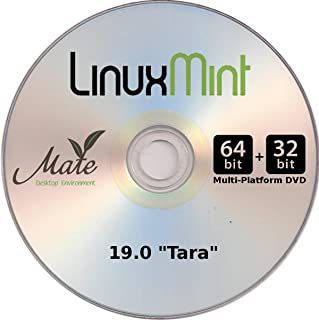 Linux Mint 19 LATEST RELEASE - MATE Desktop Version - Install / Live DVD ( 32/64 bit )