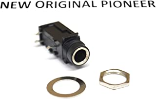New Original Pioneer 3P Phone Jack 6.3mm 420-HMJ1001-5034-HA For DDJ-SX DDJ-SX-N DDJ-SX-W DJM-4000 XDJ-R1