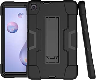 """Galaxy Tab A 8.4"""" 2020 Case, Hybrid Shockproof Rugged Protective Case with Kickstand Fit for Samsung Galaxy Tab A 8.4 inch..."""