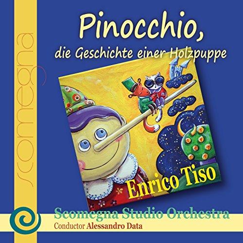 Pinocchio schleudert einen Hammer gegen die sprechende Grille (feat. Alessandro Data)