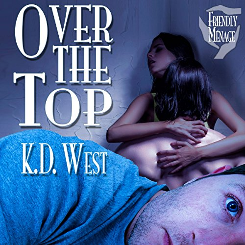 Over the Top audiobook cover art