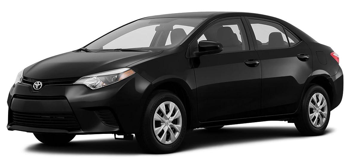 Amazon 2016 Toyota Corolla Reviews and Specs Vehicles