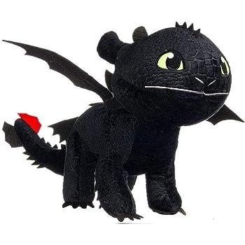 Come addestrare il tuo Dragon 8 PEZZI Bundle Furia Buia Rutto vomito cake topper Toys