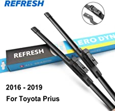 Wiper Blades for Toyota Prius (2016-2019)