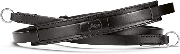 Leica Leather Neck Strap for The CL Cameras (Vintage Black)