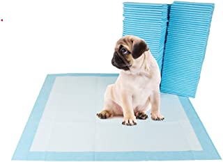 Taiyo Pluss Discovery Dog Training Pads/Training Pee and Potty Pads with Quick Drying Surface and Absorbent Core/Suitable ...