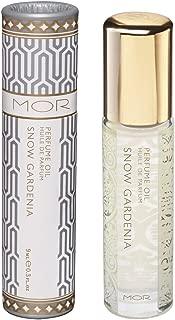 Mor Cosmetics Perfume Oil, Snow Gardenia, 0.3-Ounce