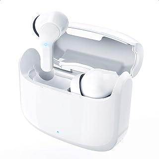 Bluetooth5.1+EDR Bluetooth イヤホン Hi-Fi IPX7防水 完全ワイヤレス イヤホン 自動ペアリング ブルートゥース イヤホン 3Dステレオサウンド 左右分離型 Siri対応 AAC対応 iPhone/iPad/A...