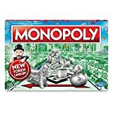 Monopoly Board Game (new edition) モノポリーボードゲーム(新版)英語版 [並行輸入品]