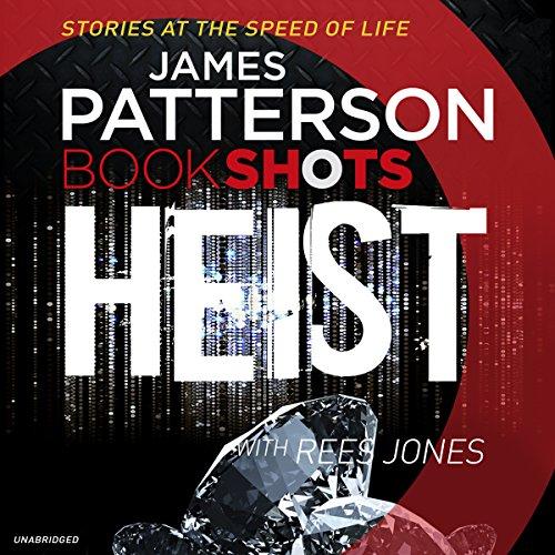 Heist audiobook cover art