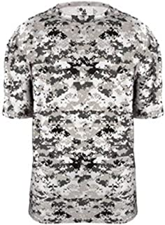 Digital Camouflage Tee
