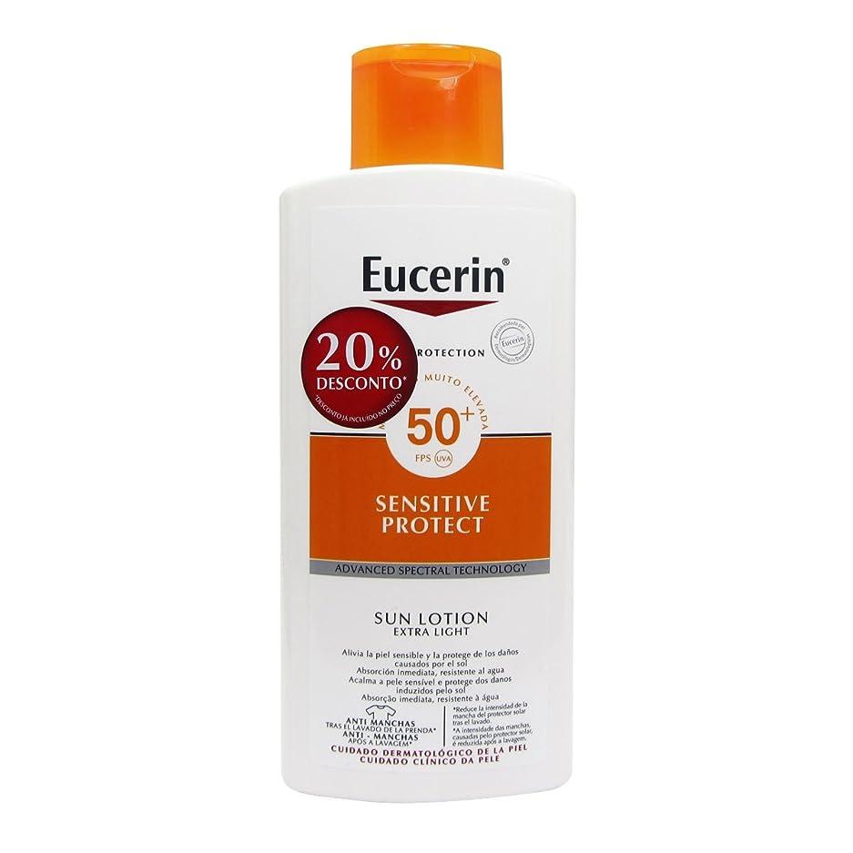 マーガレットミッチェル階層同盟Eucerin Sun Extra Light Lotion Spf50 400ml [並行輸入品]