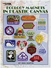 Leisure Arts Ecology Magnets Plastic Canvas Book
