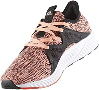 adidas Performance Womens Edge Lux 2 Lace Up Running Trainers Sneakers - Pink
