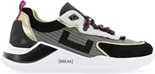 D.A.T.E. Luxury Fashion Womens W311W002 Multicolor Sneakers | Fall Winter 19