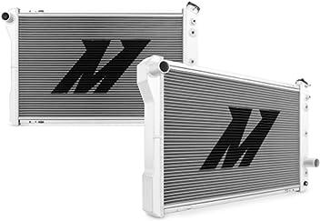 Mishimoto MMRAD-CHABB-7026X Silver Performance Aluminum Radiator