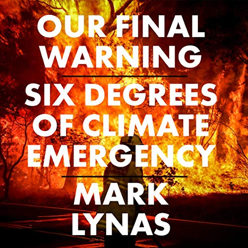 Our Final Warning audiobook cover art