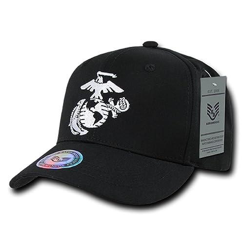 USMC Hats: Amazon com