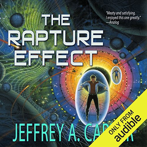 The Rapture Effect audiobook cover art