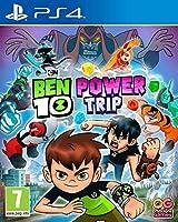 Ben 10: Power Trip (PS4) (輸入版)