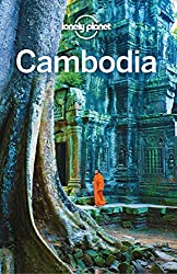 Lonely Planet Cambodia book cover