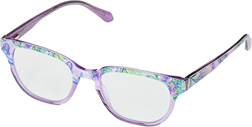 Mermaid/Crystal Purple