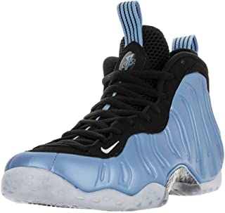 Nike Men's Air Foamposite One Blue/Black/White 314996-402