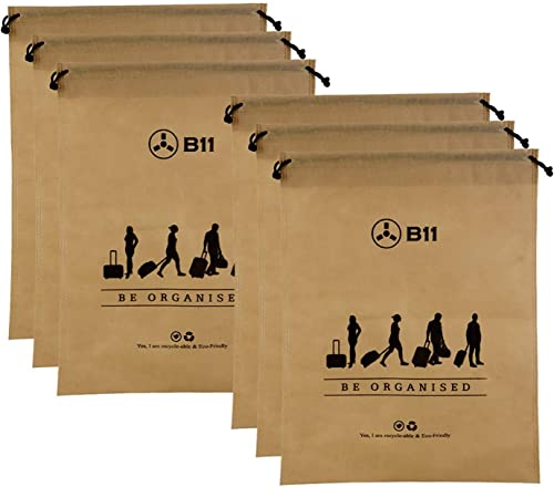 Handbag Cover Women Purse Storage Pouch LARGE Size Set Of 6 Pcs 18X24 Inch