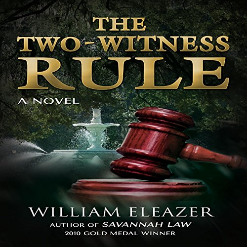 The Two-Witness Rule audiobook cover art