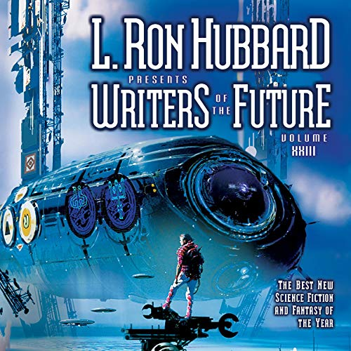 Couverture de L. Ron Hubbard Presents Writers of the Future, Volume 23