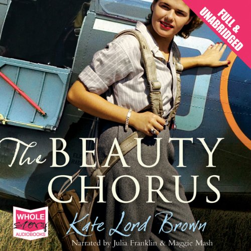 The Beauty Chorus audiobook cover art