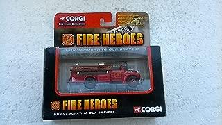 Corgi CS90011 Mack B Open Pumper Boston Fire Department Die Cast Diecast Fire Engine 1/50 scale