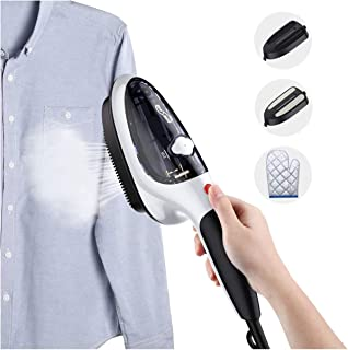 Housmile Garment Steamer with 30s Fastest Heated Technology - Ultra Handheld - Ultra Space-Saving - Your Portable Steamer ...