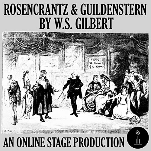 Page de couverture de Rosencrantz and Guildenstern