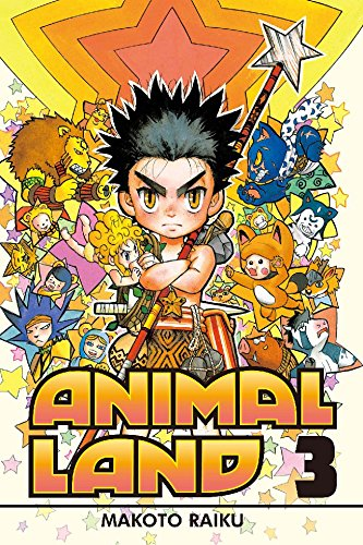 Animal Land Vol. 3 (English Edition)
