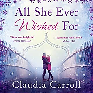 All She Ever Wished For                   By:                                                                                                                                 Claudia Carroll                               Narrated by:                                                                                                                                 Sophie Harkness,                                                                                        Caroline Lennon,                                                                                        Kevin Hely                      Length: 12 hrs and 28 mins     46 ratings     Overall 4.3