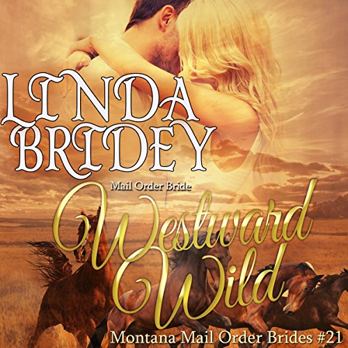 Westward Wild audiobook cover art