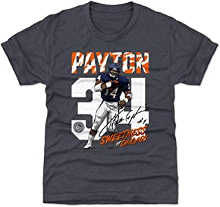 500 LEVEL Walter Payton Chicago Football Kids Shirt - Walter Payton Rush