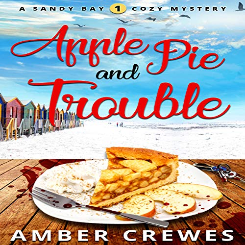 Apple Pie and Trouble audiobook cover art